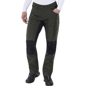 Lundhags Lockne Pantalon Homme, dark forest green
